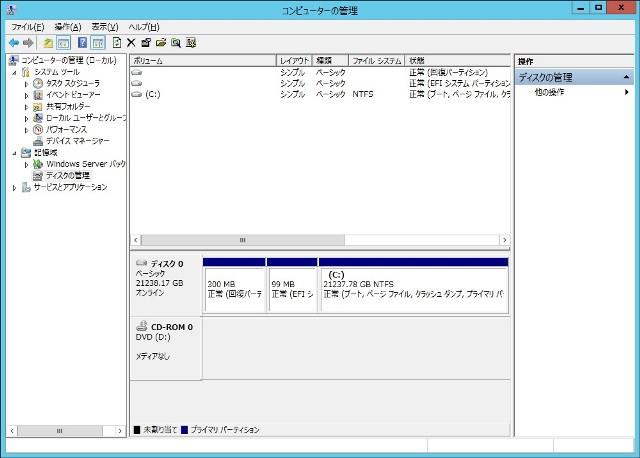 SM UEFI 2012r2